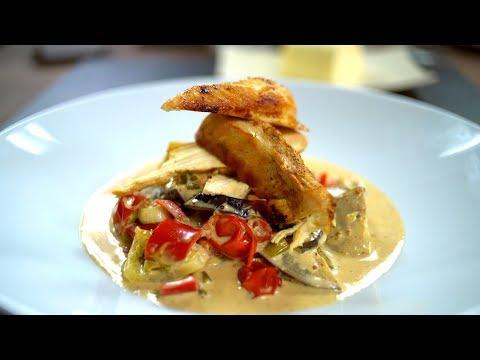 Borbás Marcsi szakácskönyve - Csirke boulanger (2019.09.15.)