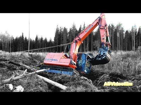 Doosan vs Terri -  Heavy Recovery - Terribärgarn -  Sweden