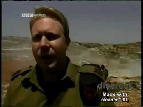 Earth Report - 2003 - Conflict over water in Israel/Palestine