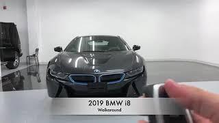 BMW i8 Facelift 2019 - Walkaround in 4k