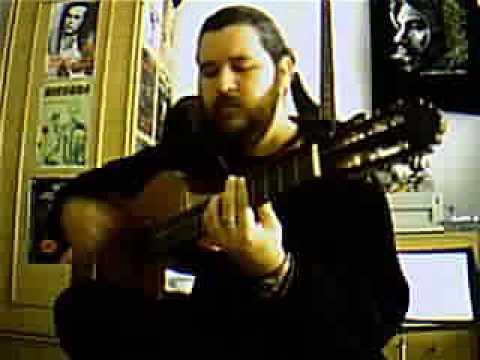 farruca de pineda guitarra flamenca cancion dedicada a mi madre