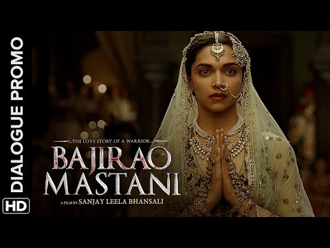 Mastani Knows Cultural Traditions | Bajirao Mastani | Dialogue Promo