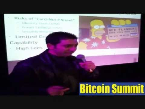 """Expanding the Bitcoin Business Community"" by Tony Gallippi - Bitcoin Summit"