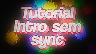 TUTORIAL INTRO SEM SYNC - CUTE CUT ANDROID