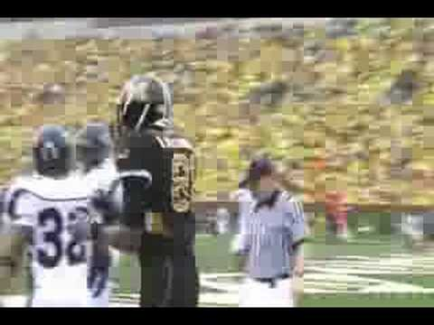 2008 Missouri Tigers vs. Nevada Wolfpack Highlights Video