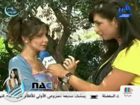 Nancy Ajram - First Interview After Wedding Part 1 video