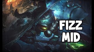 download lagu Omega Squad Fizz Mid Gameplay - League Of Legends gratis