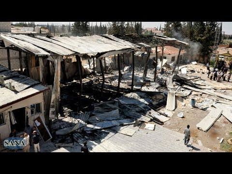 Mosaic News - 06 27 12: Un Warns Of Rising Sectarian Killings In Syria video