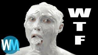 Top 10 Weirdest Videos on YouTube