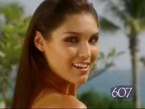 (7) Miss World 2004 Top 15 Semifinalistis Close-up video