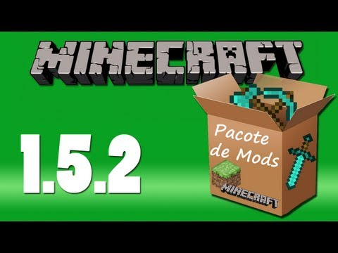 Super Pack De Mods Minecraft 1.5.2 - Pedidos Y Texturas HD