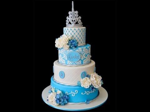 Mature Birthday Cakes