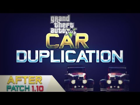 GTA 5 Online: Car Duplication Glitch  How To Get Roosevelt For FREE Glitch! (After Patch 1.10)