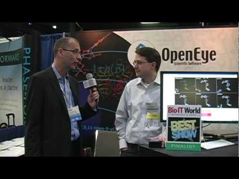 OPENEYE - Bio-IT World Conference & Expo 2010 Best of Show Award winner