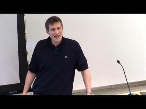A Simple O(loglog(rank))-Competitive Algorithm for the Matroid Secretary Problem