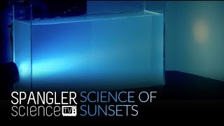 Science of Sunsets - Why is the Sky Blue?