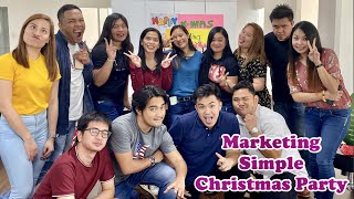 Marketing Funny Christmas Party 2019