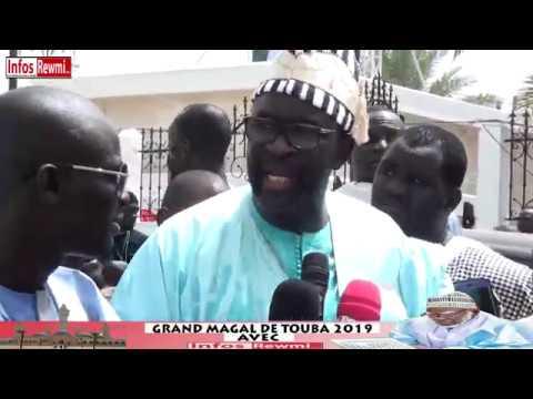 Moustapha Cissé Lô 'Que l'Etat prend en charge le problème d'eau à Touba''