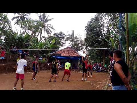 Volley Ball antar kampung
