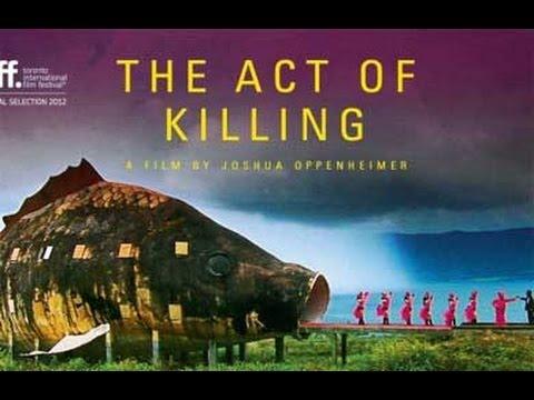 THE ACT OF KILLING, Documentary with Filmmaker Joshua Oppenheimer