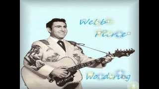 Watch Webb Pierce Wondering video