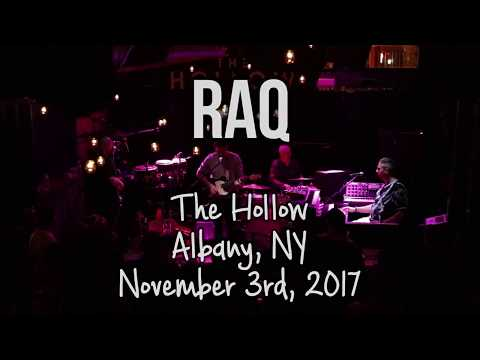 RAQ at The Hollow - Albany, NY 11-03-2017