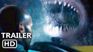 THE MEG Official Trailer (2018) Jason Statham, Giant Shark Movie HD