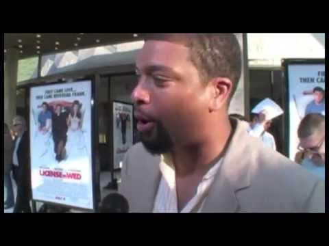 DeRay Davis Interview - License to Wed