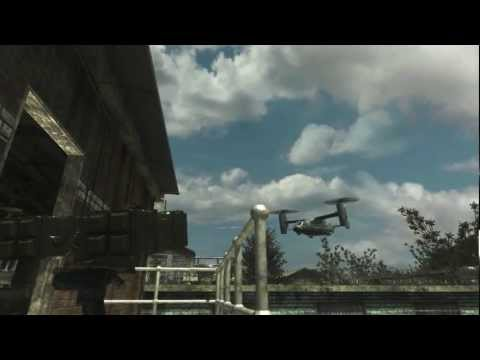 Sam Turret Owns Mw3 (Modern Warfare 3 Online Gameplay Resistance)