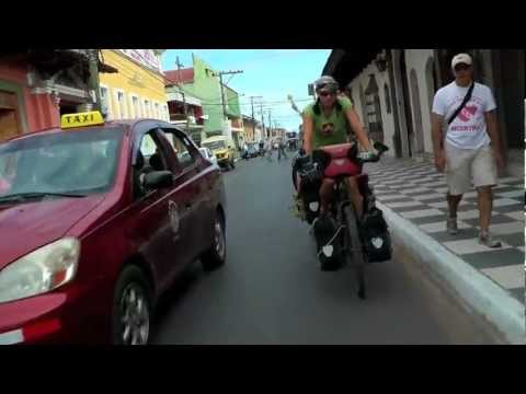 vNextStop. Bicycling around the World. Part 2 Central America.