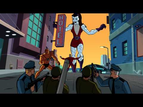 1 - THE LAST PATROL Batman The Brave and The Bold Cartoon Clip DOOM PATROL