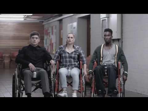 Misfits ⁄ Отбросы 1 сезон  6 серия HD Кубик в Кубе
