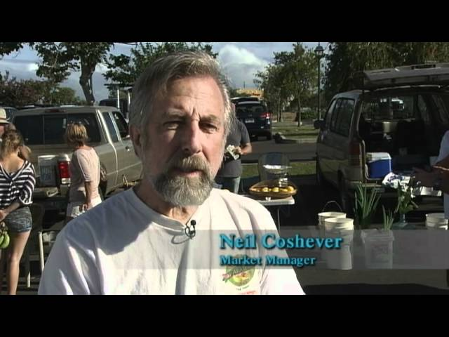 Maui Upcountry Farmers Market
