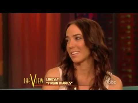 Abc's The View With Virgin Diaries Stars Lindsey Isham And Jon Graves video
