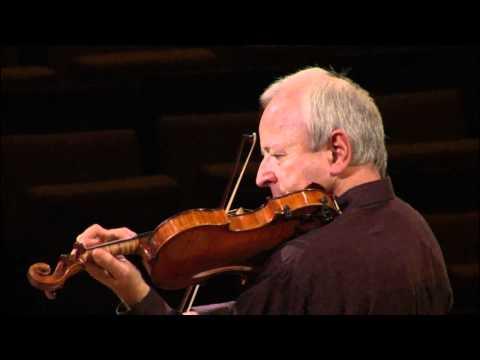 Berliner Philharmoniker Master Class - 1st Violin
