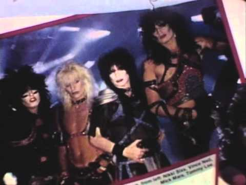 Motley Crue By Danko Jones
