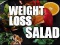 Salad For Weight Loss At Home ( HEALTHY SALAD ) Recipe By | Chef Ricardo Cooking