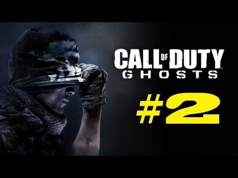 Call of Duty: Ghost прохождение 2 часть ( Xbox 360 )