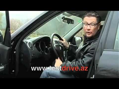 Suzuki Grand Vitara 5doors   Сева Кущинский Тест драйв на НТВ