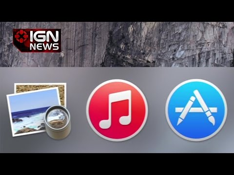 Apple Releases OSX Yosemite for Free IGN News