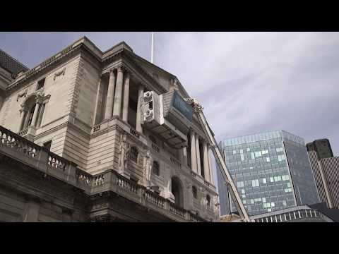 Thomann-Hanry: Bank of England Time-lapse Clean & Restoration