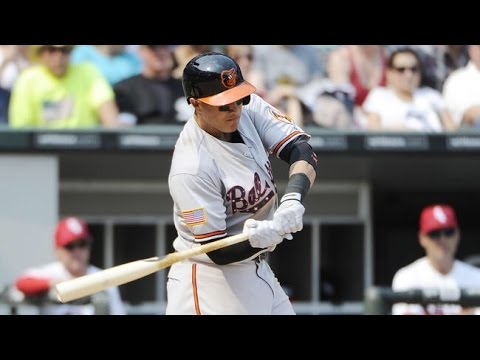 Manny Machado 2015 Highlights HD