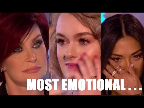 TOP 3 MOST EMOTIONAL AND HEART TOUCHING AUDITIONS IN X FACTOR UK 2017
