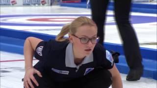 Team Sweep   Russian Women's Curling Team