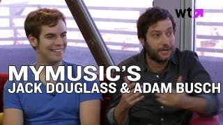Jack Douglass & Adam Busch On MyMusic And Working With Fine Bros | LIVE