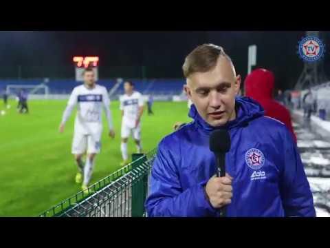 Атмосфера матча «КАМАЗ» 2:1 «Оренбург-2»