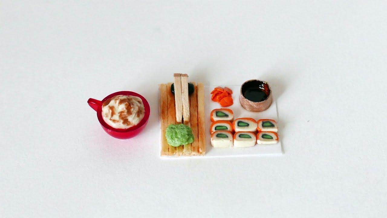 Как сделать еду для кукол настоящую 118
