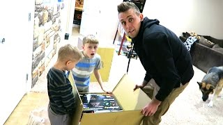 Coming Home Surprise Romanatwood