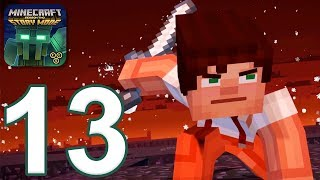 Minecraft Story Mode: Season 2 - Gameplay Walkthrough Part 13 - All Bosses (iOS, Android)