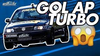 VW GOL AP TURBO DE TRACK DAY x CAMARO x C43AMG x LOTUS - VR COM RUBENS BARRICHELLO #102   ACELERADOS